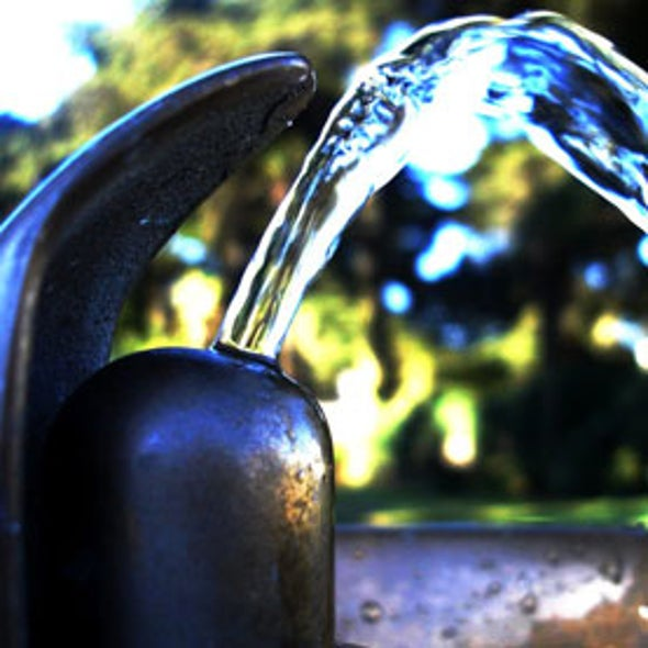 Will Water Become the Chief Commodity of the 21st Century?