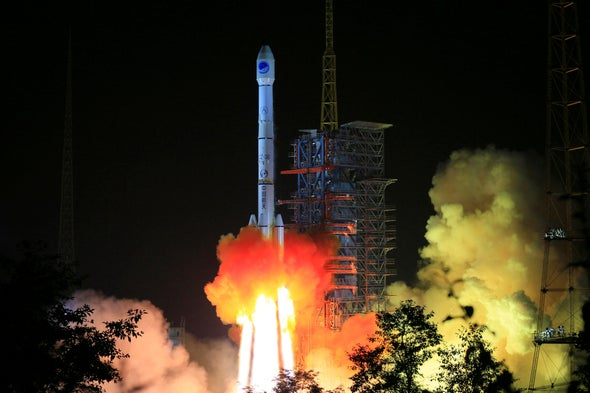China Set to Launch First-Ever Spacecraft to the Far Side of the Moon