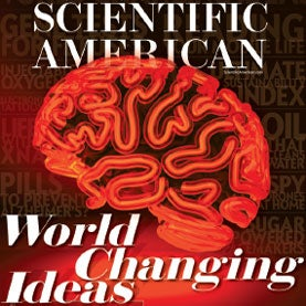 World Chaning Ideas, Scientific American December 2012