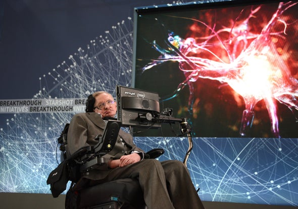 The Hawking Limit