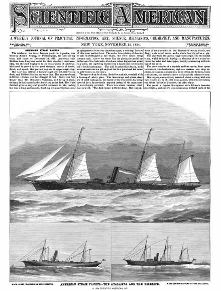 November 15, 1884