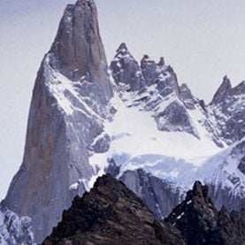 Patagonian Glaciers Melting in a Hurry