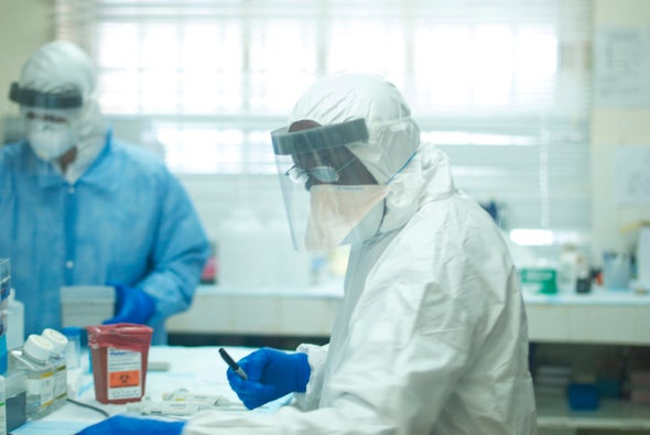 Patient Zero Believed to Be Sole Source of Ebola Outbreak