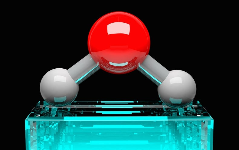 New Catalyst Could Split Water Cheaply