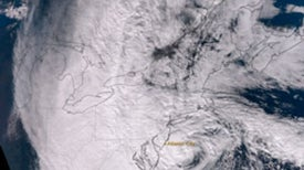 Hurricane Sandy: An Unprecedented Disaster