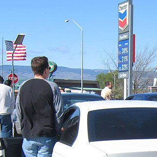 Is It Safe to Live Near a Gas Station?