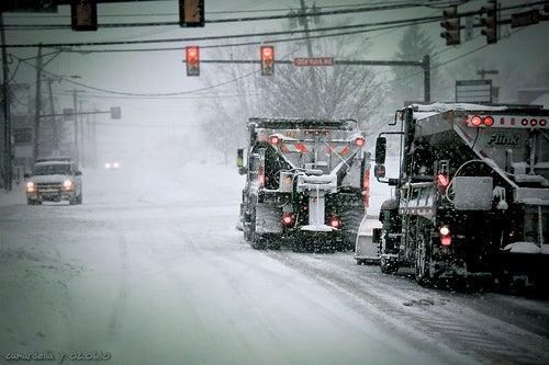 Less Snow Under Global Warming May Not Halt Blizzard Hazard