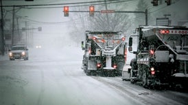 Less Snow Under Global Warming May Not Halt Blizzard Hazard