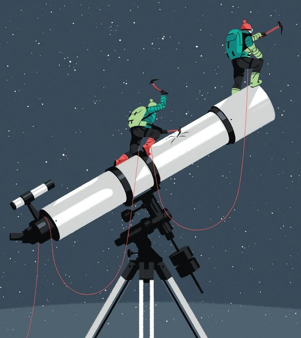 To Keep NASA's Golden Age Alive, We Need More Telescopes--but Far Less Expensive Ones