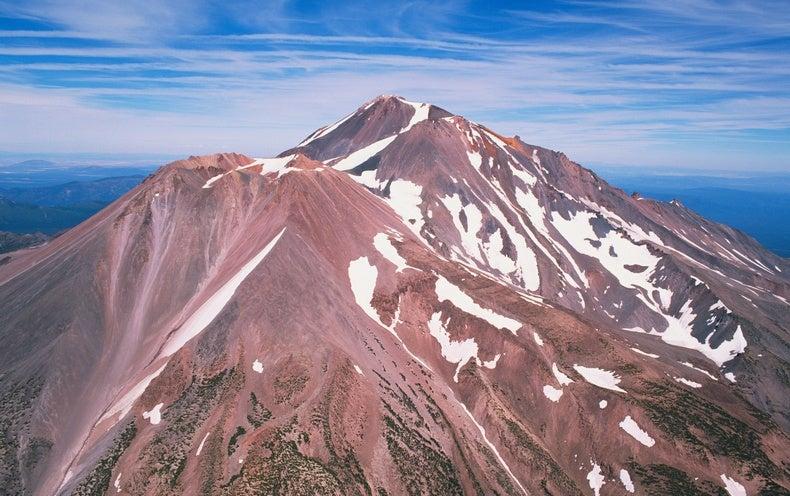 California's Mount Shasta Loses a Historical Eruption
