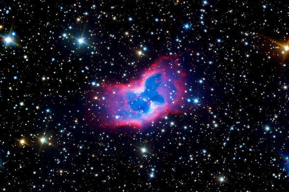 Unrivaled View of Brilliant 'Planetary Nebula' NGC 2899