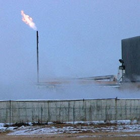 Methane Proves Hard to Capture
