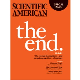 "Readers Respond to ""The End"" and Other Articles"