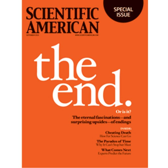 """Readers Respond to """"The End"""" and Other Articles"""