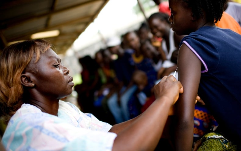 Vaccines Put Brakes on Yellow Fever Surge