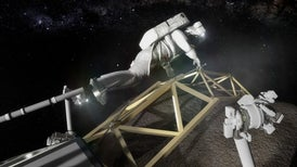 Trump's NASA Budget Eliminates Crewed Mission to Asteroid