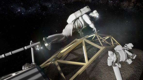 Trump's NASA Budget Eliminates Crewed Mission to Asteroid