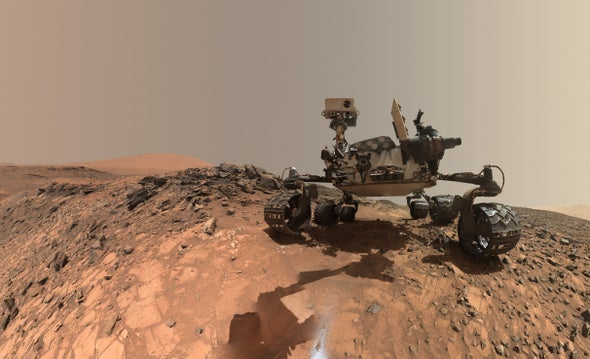 Mars Scientists Edge Closer to Solving Methane Mystery