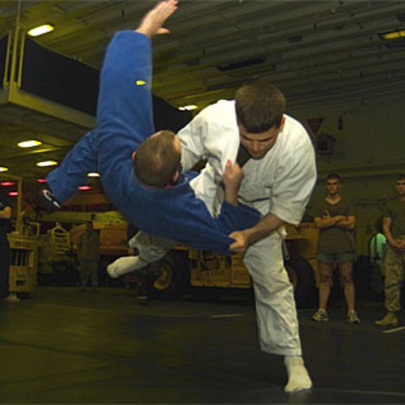News Bytes of the Week—In Judo, Blue Is Not Best