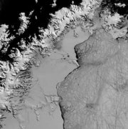 Massive Antarctic Ice Shelf Faces Imminent Risk of Collapse