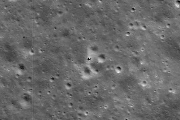 China's Moon Rover Takes a Deeper Look at the Far Side