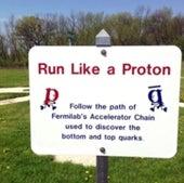 PROTON RUN: