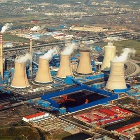 China Greenhouse Gas Emissions Set to Rise Well Past U.S.