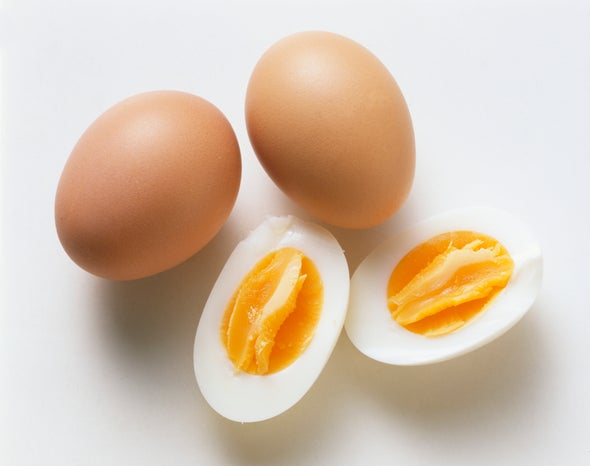 Are Omega-3 Eggs as Good as Eating Fish?