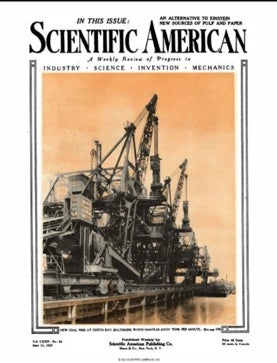 Scientific American Volume 124, Issue 24