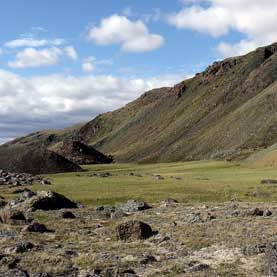 Melting Tundra Releases Carbon Dioxide Quickly
