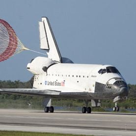 Space shuttle Atlantis, STS-132