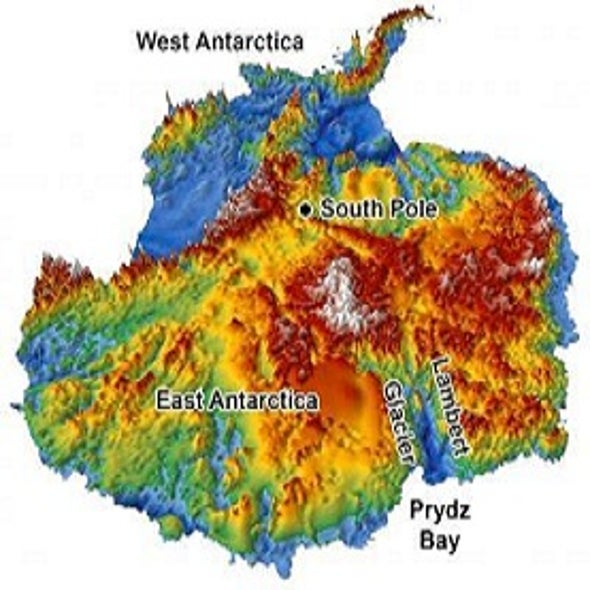 What Antarctica Looked Like before the Ice