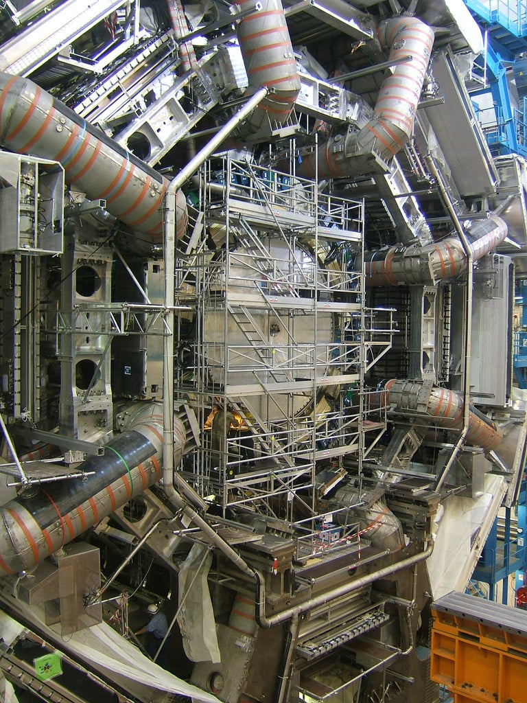 CERN Particle Physics Lab Seeks Charity