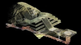 New Artifact-Filled Chambers Revealed under Teotihuacan