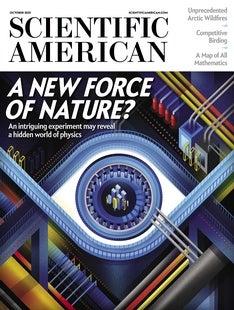 Scientific American Volume 325, Issue 4