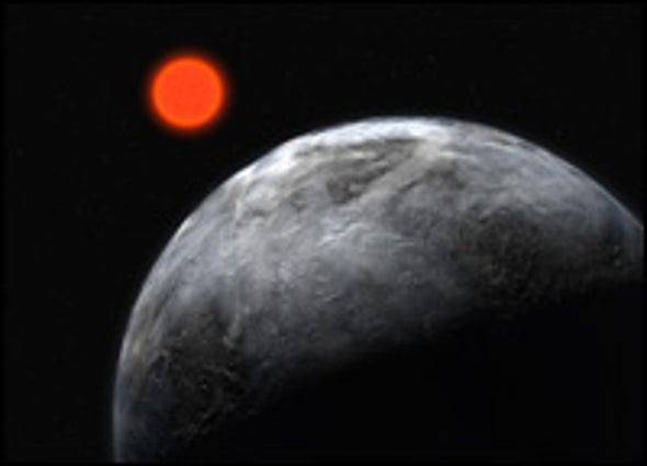 All Wet? Astronomers Claim Discovery of Earth-like Planet