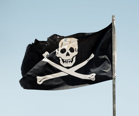 Pirates Needed Science, Too