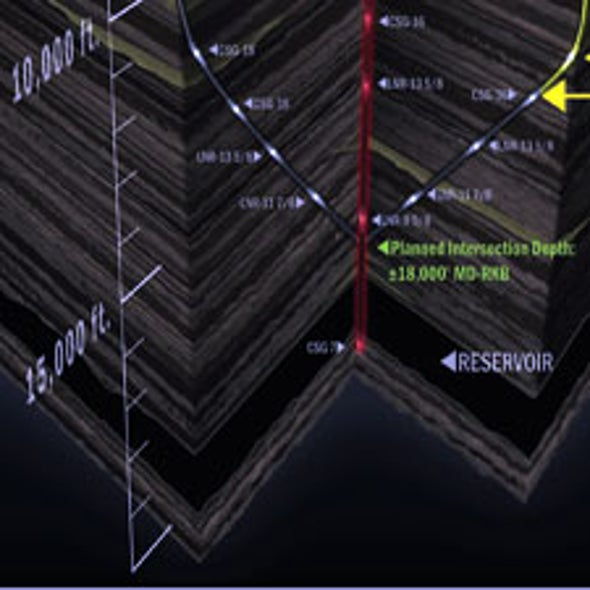Drill BP, Drill: By Boring Relief Wells Closer to the Oil Reservoir BP Hopes to Up Odds of Success