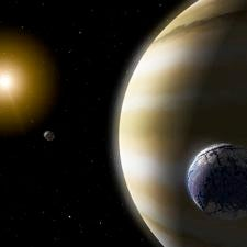 Extrasolar moons