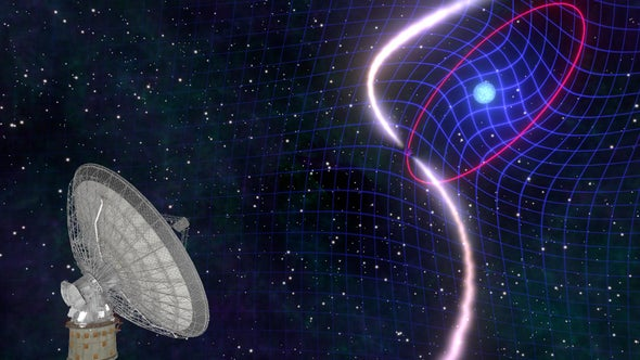 Bizarre Cosmic Dance Offers Fresh Test for General Relativity