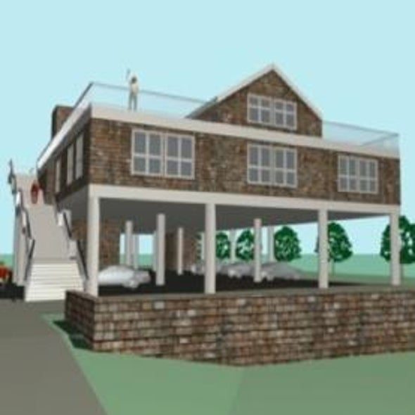 Taking Waves: Nation's First Tsunami-Resistant Building Could Be Built on the Oregon Coast