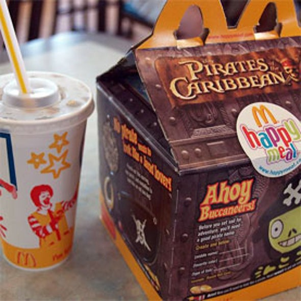 "Should ""Happy Meals"" Aimed at Kids Be Banned to Help Curb Childhood Obesity?"