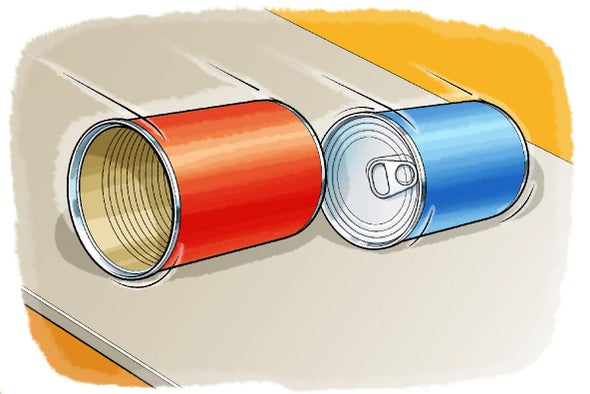 Rolling Race - Scientific American