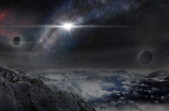 Found: The Most Powerful Supernova Ever Seen