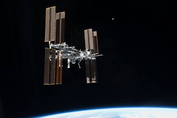 Russia Could Stay with the International Space Station to 2028