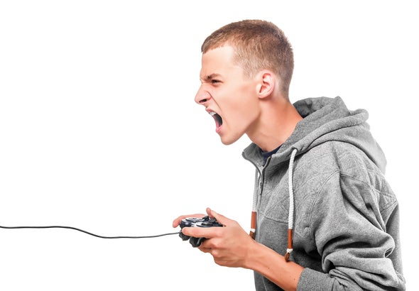 Why We Love the Games That Enrage Us Most