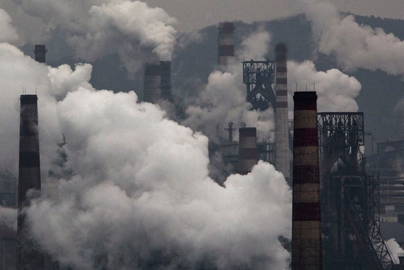 Carbon Emissions Highest They Have Been in 66 Million Years