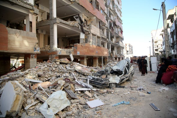 Gravity Signals Could Speedily Warn of Big Quakes and Save Lives