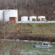 Cause Found for Large Chemical Spill in West Virginia