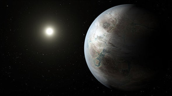 "Kepler 452 b: What It Would Be Like to Live on Earth's ""Cousin"""